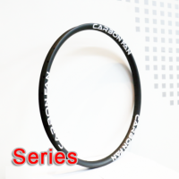 2017 Asymmetric carbon rims XY  mountain bike series (width:27mm,30mm,35mm,40mm,45mm)