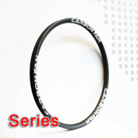 Carbon hookless rims YH mountain bike classic series (width:27mm,35mm,40mm)