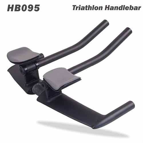 Carbonfan TT Handlebar 31.8*420mm Carbon Time Trial Bicycle Handlebar Triathlon Handlebar