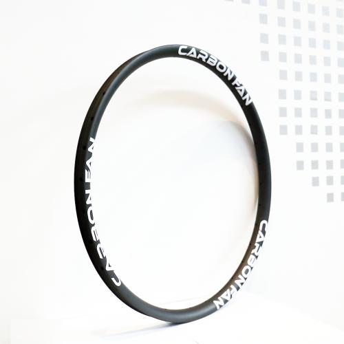 Asymmetric carbon mountain bike rims Downhill width:40mm 25mm 29er