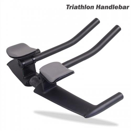 Carbonfan TT Handlebar 31.8*420mm Carbon Time Trial Bicycle Handlebar Triathlon Handlebar