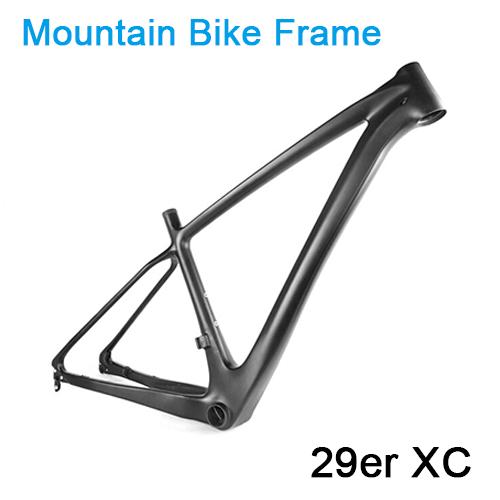 Carbonfan ATON 29er Hardtail Mountain Bike Carbon Frame