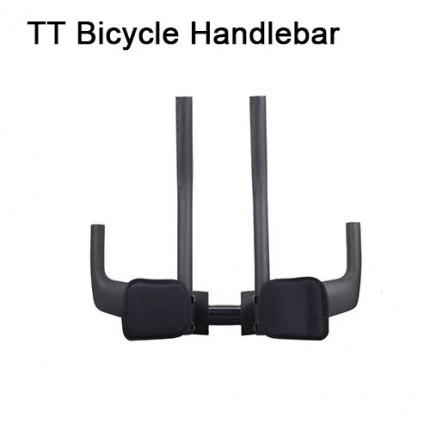 Carbonfan TT Bar Carbon Triathlon Handlebar Bicycle Handlebar 420mm UD matt Free Shipping