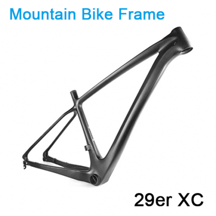 Carbonfan ATON 29er Hardtail Mountain Bike Carbon Frame
