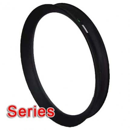 Carbon rims snow bike rims series (width:100mm,90mm,80mm,65mm,50mm)
