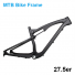 Mountain Bike Carbon Fiber Full Suspension ATEL Frame 27.5er MTB Bike Frame With 12*142 or 9*135 Rear Hanger